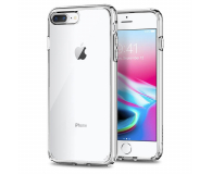 Spigen Ultra Hybrid 2 do iPhone 7/8 Plus Crystal Clear - 390740 - zdjęcie 1