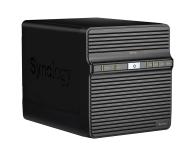 Synology DS418j (4xHDD, 2x1.4GHz, 1GB, 2xUSB, 1xLAN)  - 390620 - zdjęcie 3