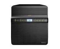 Synology DS418j (4xHDD, 2x1.4GHz, 1GB, 2xUSB, 1xLAN)  - 390620 - zdjęcie 2