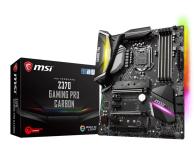 MSI Z370 GAMING PRO CARBON (PCI-E DDR4 USB 3.1/M.2) - 384548 - zdjęcie 1