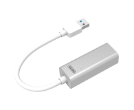 Unitek Adapter USB, USB-C - RJ-45 (Gigabit) - 385727 - zdjęcie 2