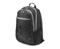 "HP Active Backpack 15,6"" (czarno-zielony) - 385526 - zdjęcie 1"