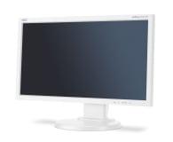 Nec MultiSync E233WMi biały - 392247 - zdjęcie 3