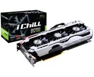 Karta graficzna NVIDIA Inno3D GeForce GTX 1080 iChill X4 8GB GDDR5X