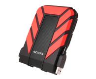ADATA HD710 PRO 2TB USB 3.2 Gen. 1 Czarno-Czerwony - 392676 - zdjęcie 2