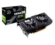 Inno3D GeForce GTX 1050 Ti TWIN X2 4GB GDDR5 - 392366 - zdjęcie 1