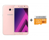 Samsung Galaxy A5 A520F 2017 LTE Peach Cloud + 32GB - 392914 - zdjęcie 1