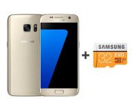 Samsung Galaxy S7 G930F 32GB złoty + 32GB - 392907 - zdjęcie 1