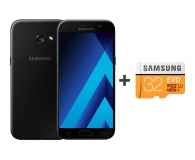 Samsung Galaxy A5 A520F 2017 LTE Black Sky + 32GB - 392912 - zdjęcie 1