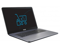 ASUS VivoBook 17 R702UF i5-8250U/8GB/240SSD+1TB - 437878 - zdjęcie 4