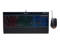 Corsair K55 Gaming Keyboard & Harpoon Mouse Combo (RGB) - 393181 - zdjęcie 1