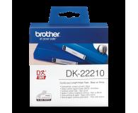 Brother Taśma ciągła papierowa 29mm (DK22210) - 393685 - zdjęcie 2