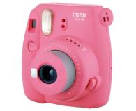 Fujifilm Instax Mini 9 różowy + wkład 10 zdjęć  - 393606 - zdjęcie 3