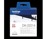 Brother Taśma ciągła papierowa 12mm (DK22214) - 393710 - zdjęcie 2