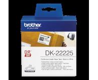 Brother Taśma ciągła papierowa 38mm (DK22225) - 393712 - zdjęcie 2