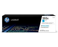 HP 203X CF541X Cyan 2500 str. - 393740 - zdjęcie 1