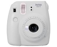Fujifilm Instax Mini 9 biały + wkład 10PK + pokrowiec - 393617 - zdjęcie 2