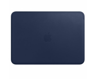 "Apple Leather Sleeve do MacBook 12"" Midnight Blue - 394724 - zdjęcie 3"