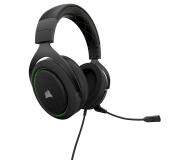 Corsair HS50 Stereo Gaming Headset (zielone) - 395037 - zdjęcie 3