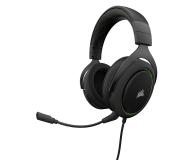 Corsair HS50 Stereo Gaming Headset (zielone) - 395037 - zdjęcie 1