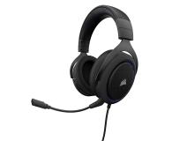 Corsair HS50 Stereo Gaming Headset (niebieskie)  - 395038 - zdjęcie 1