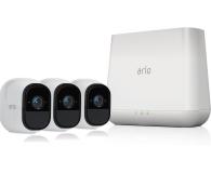 Netgear Arlo PRO 2 WiFi FullHD IR (3szt. + stacja alarm.)  - 393538 - zdjęcie 1
