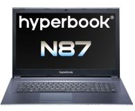 Hyperbook N87 i7-7700HQ/8GB/1TB GTX1060  - 391111 - zdjęcie 2