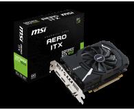 MSI GeForce GTX 1050 AERO ITX OC V1 2GB GDDR5 - 390999 - zdjęcie 1