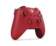 Microsoft Xbox One S Wireless Controller - Red - 390929 - zdjęcie 2