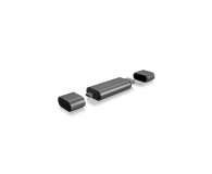 ICY BOX Czytnik kart microSD USB (microUSB) - USB-C - 395674 - zdjęcie 4