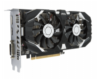MSI GeForce GTX 1050 OC V1 2GB GDDR5 - 391391 - zdjęcie 2