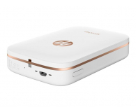 HP Sprocket Mobile Photo Printer biała - 391104 - zdjęcie 4