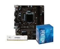 MSI B250M PRO-VD + Intel G4600 + Crucial 8GB 2400MHz  - 391558 - zdjęcie 1