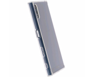 Krusell Kivik Cover do Sony Xperia XZ Transparent - 397040 - zdjęcie 2