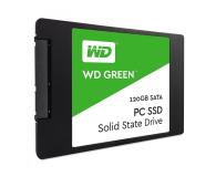 """WD 120GB 2,5"""" SATA SSD Green - 392105 - zdjęcie 2"""