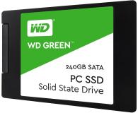 """WD 240GB 2,5"""" SATA SSD Green - 392107 - zdjęcie 3"""