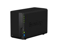 Synology DS218 6TB (2xHDD, 4x1.4GHz, 2GB, 3xUSB, 1xLAN) - 530591 - zdjęcie 2
