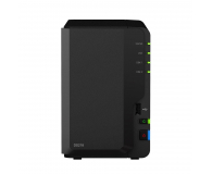 Synology DS218 6TB (2xHDD, 4x1.4GHz, 2GB, 3xUSB, 1xLAN) - 530591 - zdjęcie 3
