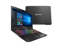 Hyperbook MK55 PULSAR i7-7700HQ/16/1TB+256/Win10X GTX1050Ti - 398671 - zdjęcie 1