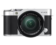 Fujifilm X-A3 srebrny + XC 16-50mm f3,5-5,6 OIS II  - 395568 - zdjęcie 2