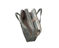 """Samsonite Karissa Biz 15.6"""" Army Grey (2 komory)  - 395440 - zdjęcie 2"""