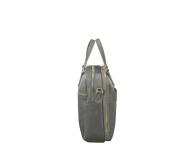 """Samsonite Karissa Biz 15.6"""" Army Grey (2 komory)  - 395440 - zdjęcie 7"""
