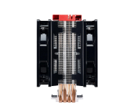Cooler Master Hyper 212 Turbo czerwony 120mm - 390056 - zdjęcie 3