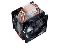 Cooler Master Hyper 212 Turbo czerwony 120mm - 390056 - zdjęcie 4