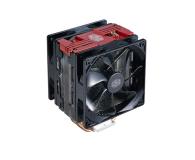 Cooler Master Hyper 212 Turbo czerwony 120mm - 390056 - zdjęcie 1