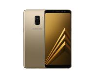 Samsung Galaxy A8 A530F 2018 Dual SIM LTE Gold - 398760 - zdjęcie 1