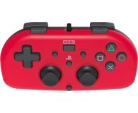 Hori PS4 HORIPAD Mini Czerwony - 396364 - zdjęcie 3
