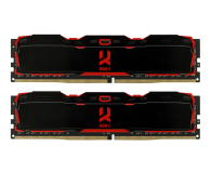 Pamięć RAM DDR4 GOODRAM 8GB 2666MHz IRDM X Black CL16 (2x4GB)