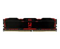 GOODRAM 8GB 2666MHz IRDM X Black CL16 - 395490 - zdjęcie 1