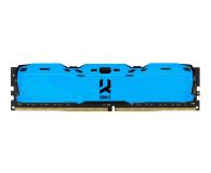 GOODRAM 8GB 3000MHz IRDM X Blue CL16 - 395465 - zdjęcie 1